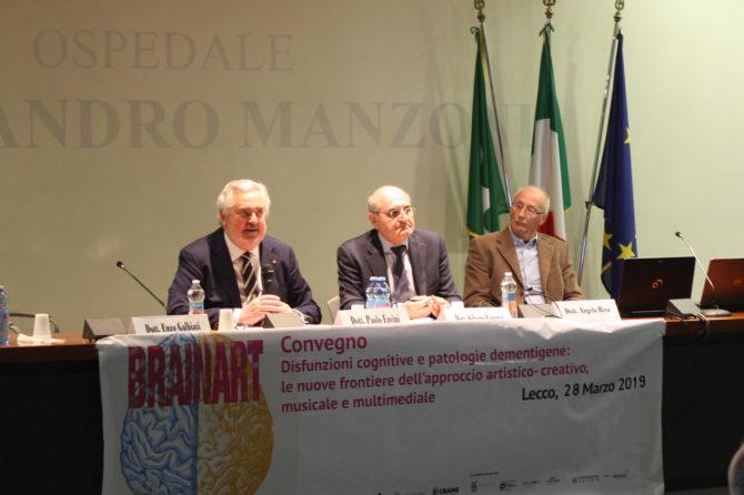 """COMUNICATO STAMPA – """"Patologie cognitive dementigene"""": all'Ospedale Manzoni di Lecco il convegno"""