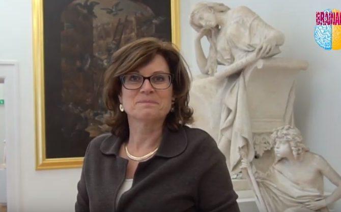 Anna De Benedetti, Caposervizio vigilanza Ufficio del medico cantonale del Dipartimento della sanità e della socialità Cantone Ticino, parla di BRAINART