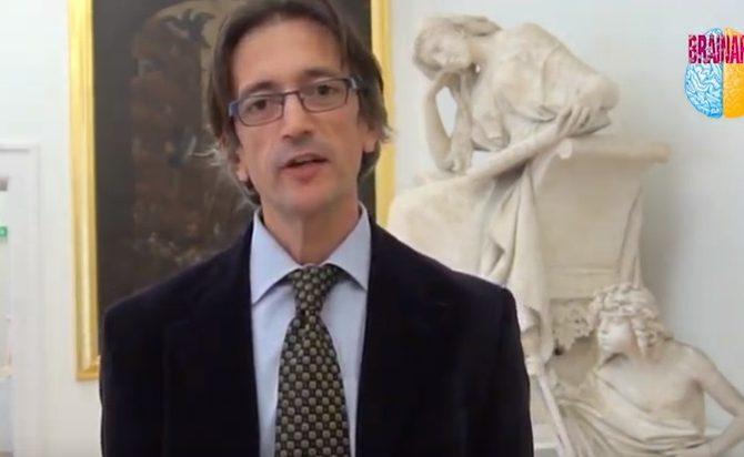 Paolo Balzardi, project officer Interreg Italia Svizzera, parla di BRAINART