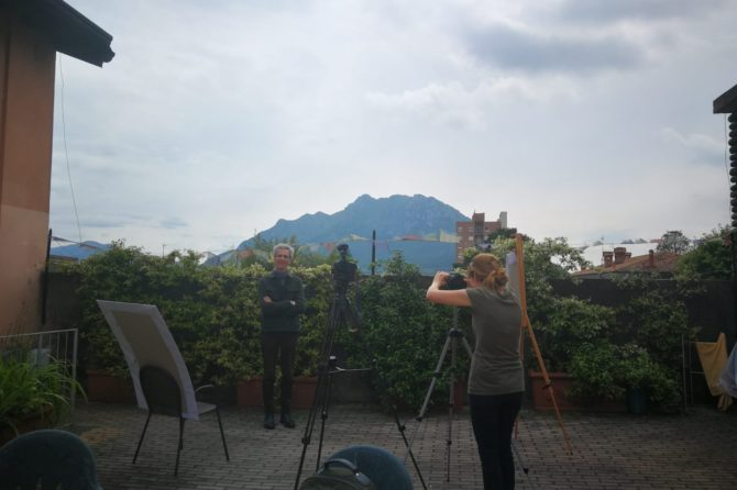 WORK IN PROGRESS – Intervista a Danilo Spada