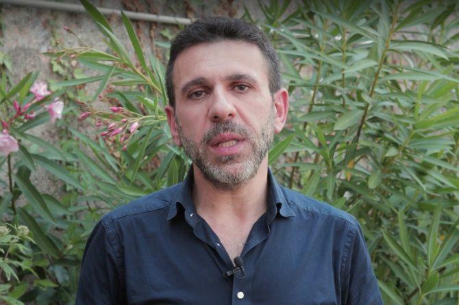 Matteo Sozzi, Neuropsicologo del Dipartimento di Scienze Neuroriabilitative del CCP Milano