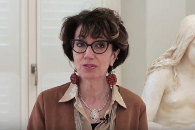 Gianna Mina, direttrice del Museo Vincenzo Vela di Ligornetto